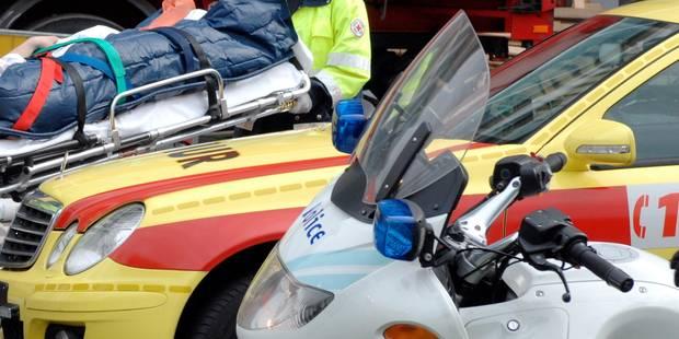 Cinq jeunes blessés dans un accident sur la E40 à hauteur de Lontzen - La DH