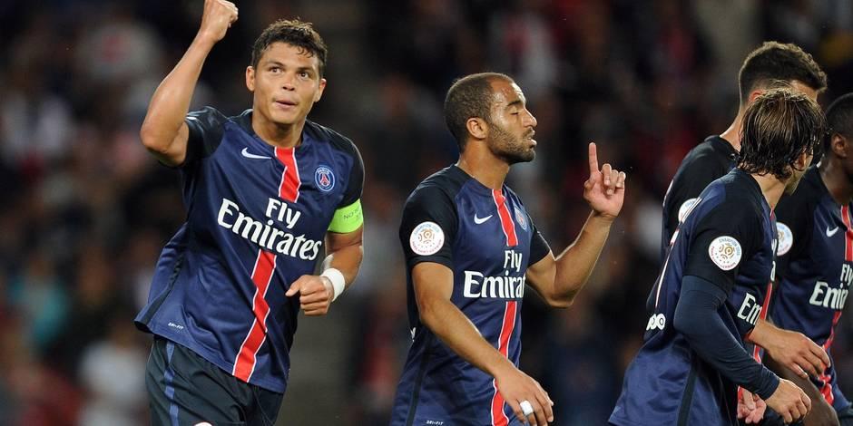Ligue 1: Paris jubile, Marseille s'enfonce
