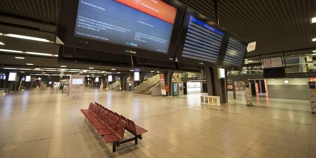 La SNCB souhaite reprendre à sa charge Bruxelles-Midi - La DH