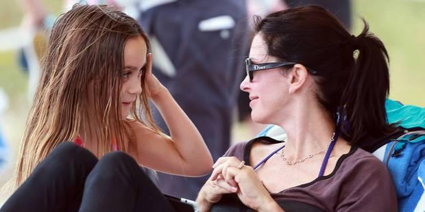 La fille de Courtney Cox veut absolument marier sa mère ! - La DH