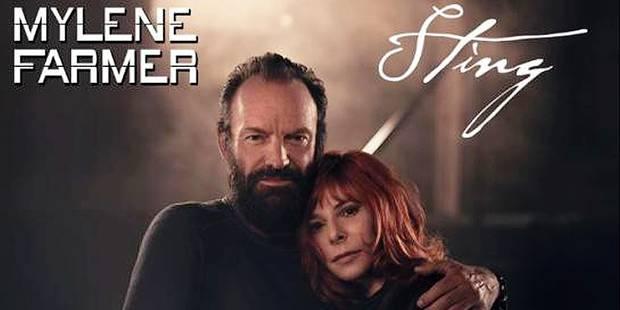 Mylène Farmer en duo avec Sting - La DH