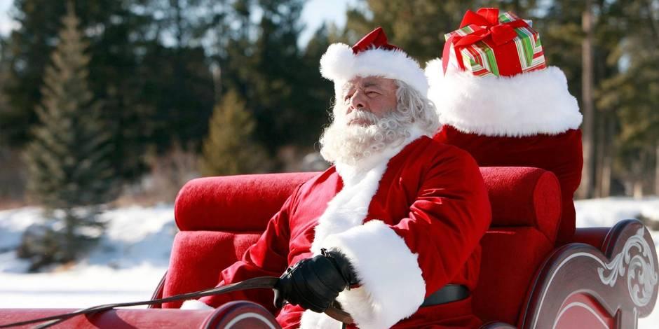 Le père Noël menacé de faillite en Finlande