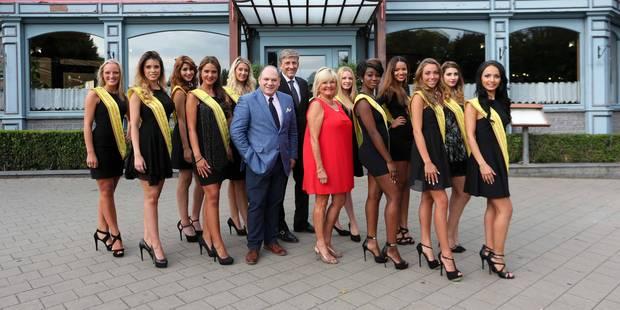 Voici les candidates au titre de Miss Bruxelles (PHOTOS)
