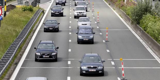 Trafic tr�s dense vers la C�te, accident sur la E19 vers Valenciennes