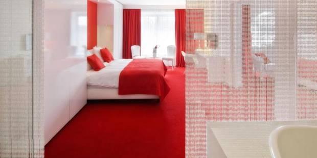 Manchester United prend possession d'un hôtel entier à Oostkamp - La DH