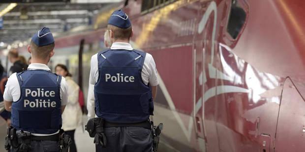 Attentat rat� du Thalys : perquisitions � Bruxelles chez une soeur et un ami du suspect