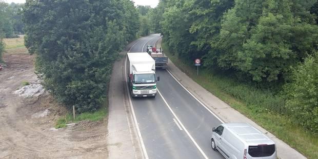 Walcourt: la Route des barrages pourrait passer à 70km/h - La DH