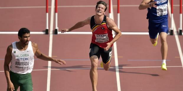 Mondiaux d'athlétisme: Le décathlonien Thomas Van der Plaetsen 13e après sa victoire à la perche - La DH