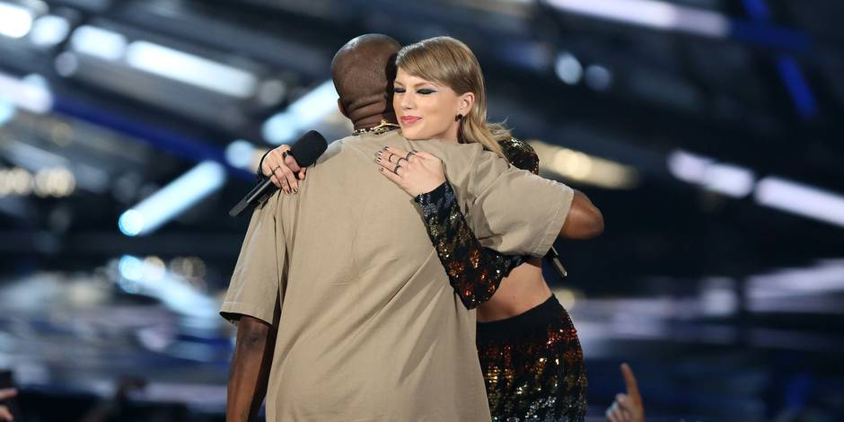 Taylor Swift grande gagnante des MTV awards