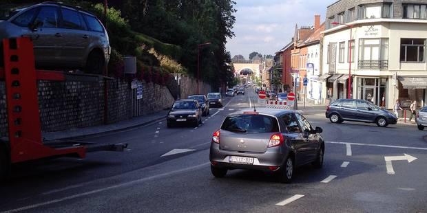 Ottignies-LLN: une étude pour désengorger le centre-ville - La DH