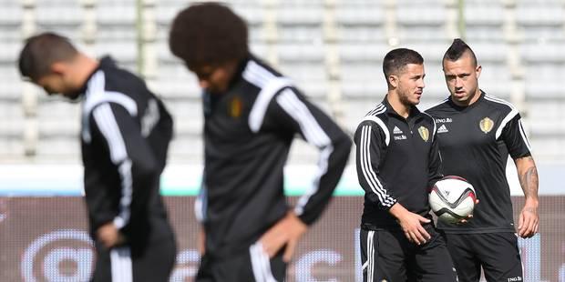 """Hazard se sait """"moins bon"""" et """"accepte"""" les critiques de Mourinho - La DH"""