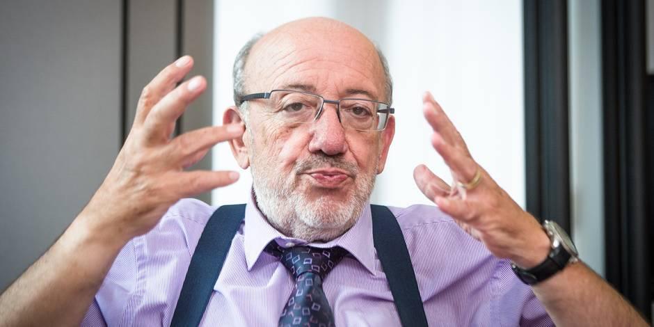 """Louis Michel: """"Charles était plus capable que moi d'être Premier ministre"""""""