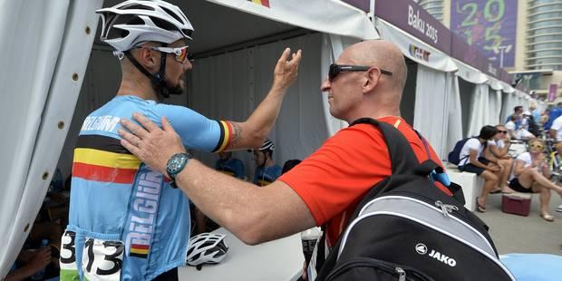 Voici la sélection belge pour les mondiaux de cyclisme - La DH