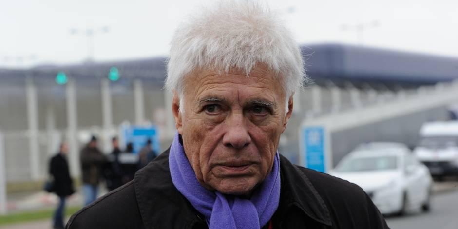 """Guy Bedos jugé pour avoir traité une députée de """"conne"""""""