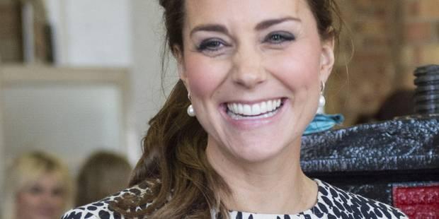 Cinq pistes pour en finir avec les rumeurs de grossesse de la princesse Kate - La DH