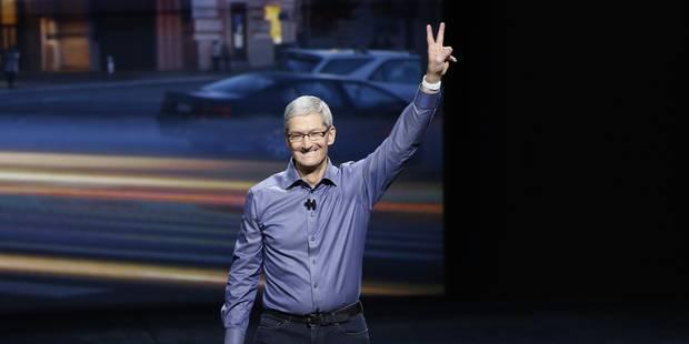 Apple: les mains pleines, la tête vide (PHOTOS) - La DH