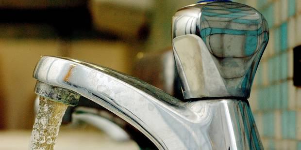 Bruxelles: pas d'augmentation du prix de l'eau - La DH