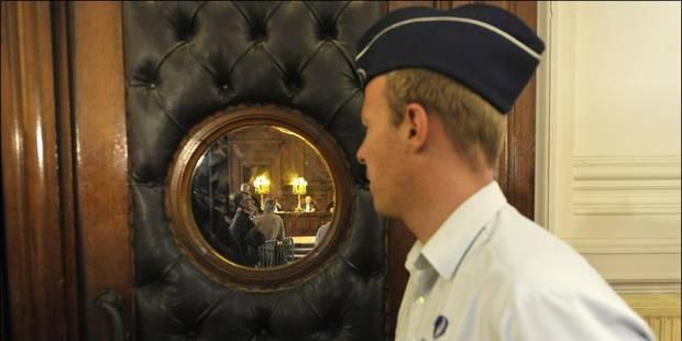 """Le procès d'assises interrompu faute de policiers: un """"scandale"""" selon le président - La DH"""
