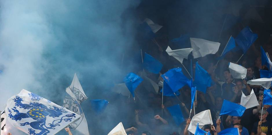 Des chants nazis lors d'Anderlecht-Genk !
