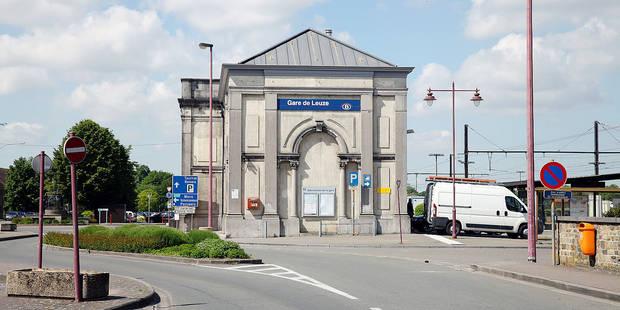 Le parking de la gare de Leuze devient payant - La DH
