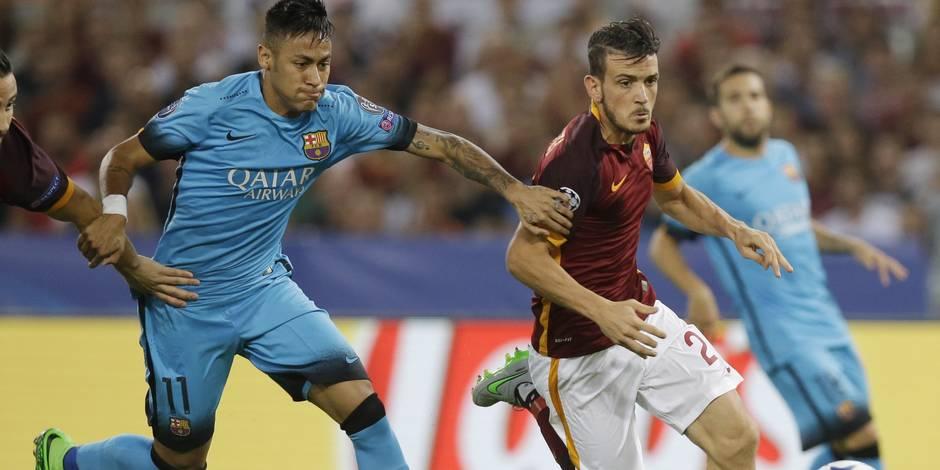 Le but incroyable de Florenzi face au Barça (VIDEO)