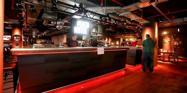 Bruxelles: Penta, le nouveau club-hôtel (PHOTOS) - La DH
