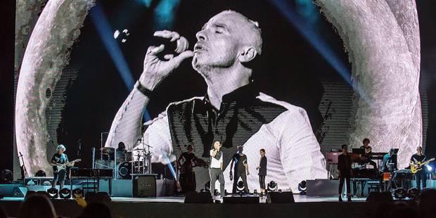 """Eros Ramazzotti démarre sa tournée """"la plus spectaculaire"""" - La DH"""