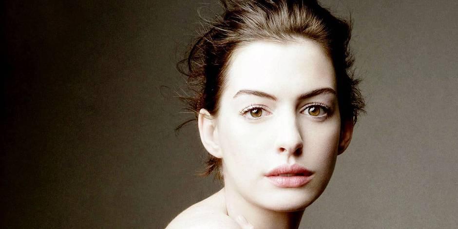 """Anne Hathaway: """"Je rêve de vivre dans l'ombre, pas la lumière"""""""