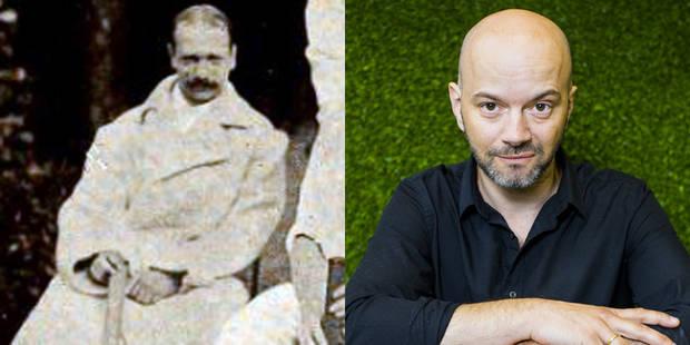 Quand l'arrière grand-oncle de Jérôme de Warzée jouait la finale de la Coupe Davis - La DH
