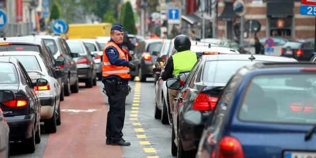 Sommet européen ce mercredi: le trafic bruxellois modifié - La DH