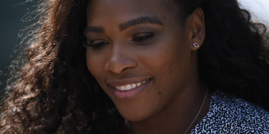 Serena Williams, prochaine icône du calendrier Pirelli