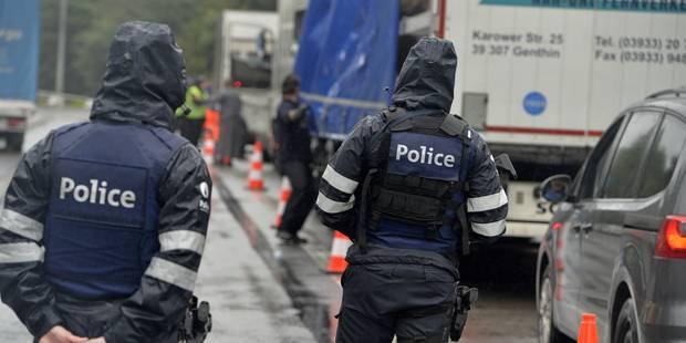 Il manque 3.000 policiers en Belgique ! - La DH