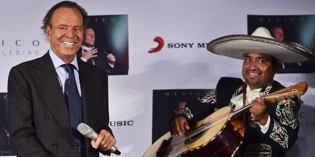 """Julio Iglesias: """"Chanter jusqu'au dernier jour"""" - La DH"""