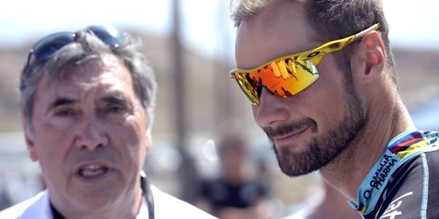 """Merckx: """"Au sprint,Tom a autant de chances de gagner que Greipel, Matthews ou Kristoff"""" - La DH"""