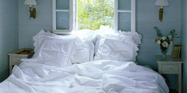 faire son lit le matin ce n 39 est pas recommand la dh. Black Bedroom Furniture Sets. Home Design Ideas
