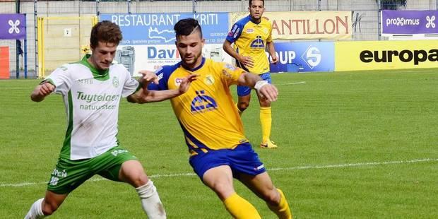 L'Union émerge en fin de rencontre face à Geel (2-1) - La DH
