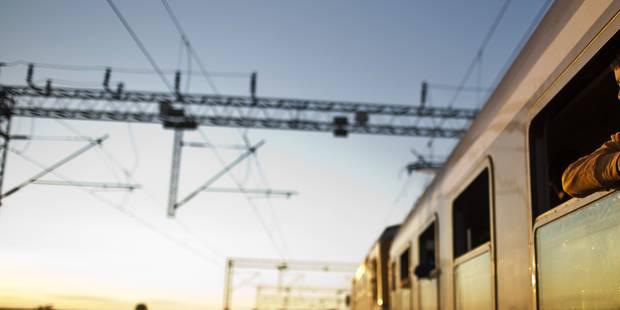 Dégagement de fumée dans un train: pas de blessé, la circulation reprend peu à peu - La DH