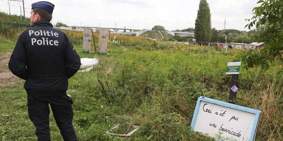 La Ville de Bruxelles bloque le dossier de la construction d'une méga-prison à Haren