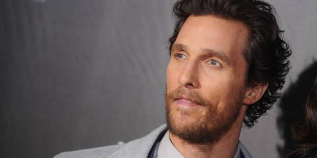 Matthew McConaughey est simplement méconnaissable - La DH