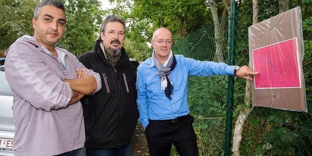 Neder-Over-Heembeek: un projet immobilier menace le Chemin vert - La DH