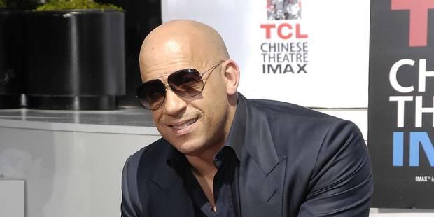 Panse proéminente, oeil hagard: mais qu'est-il arrivé à Vin Diesel ? (PHOTOS) - La DH