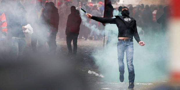 Manifestation nationale: un bilan provisoire de 25 arrestations judiciaires - La DH