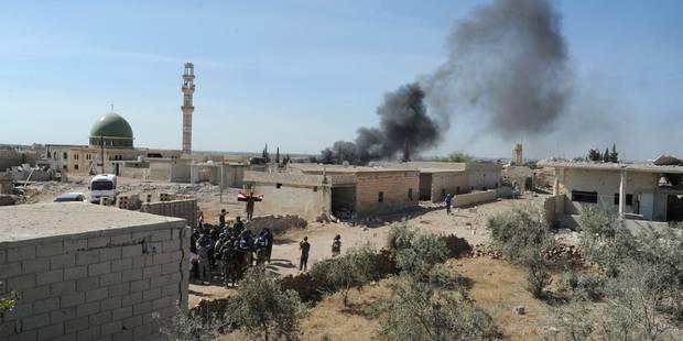 Des jihadistes français probablement tués par des frappes françaises en Syrie - La DH