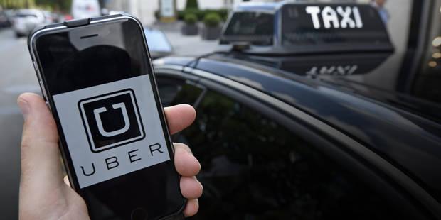 Uberpop supprimé dès ce mercredi à Bruxelles! - La DH