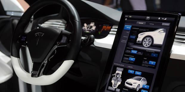 Le pilotage automatique de votre voiture autorisé en Belgique - La DH