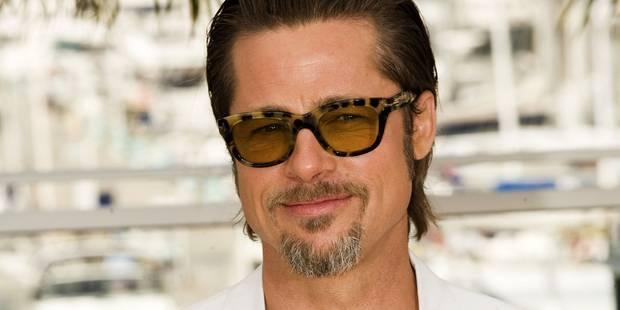 Brad Pitt ne ressemble plus à cela... - La DH
