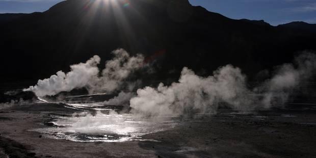 La touriste belge tombée dans un geyser au Chili est décédée - La DH