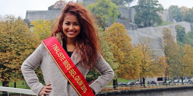 Namur: Emilie, une miss qui mise sur le naturel - La DH