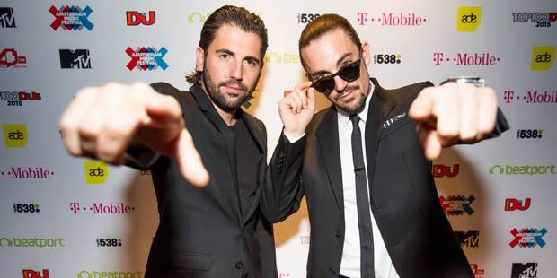 Dimitri Vegas & Like Mike meilleurs DJs du Monde - La DH