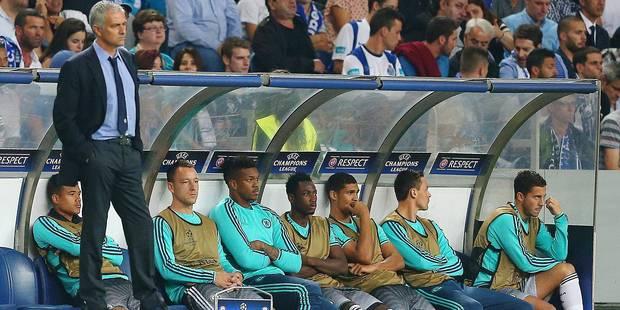Mourinho relègue Hazard sur le banc: que cache ce choix? - La DH